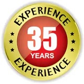 35 yrs experience
